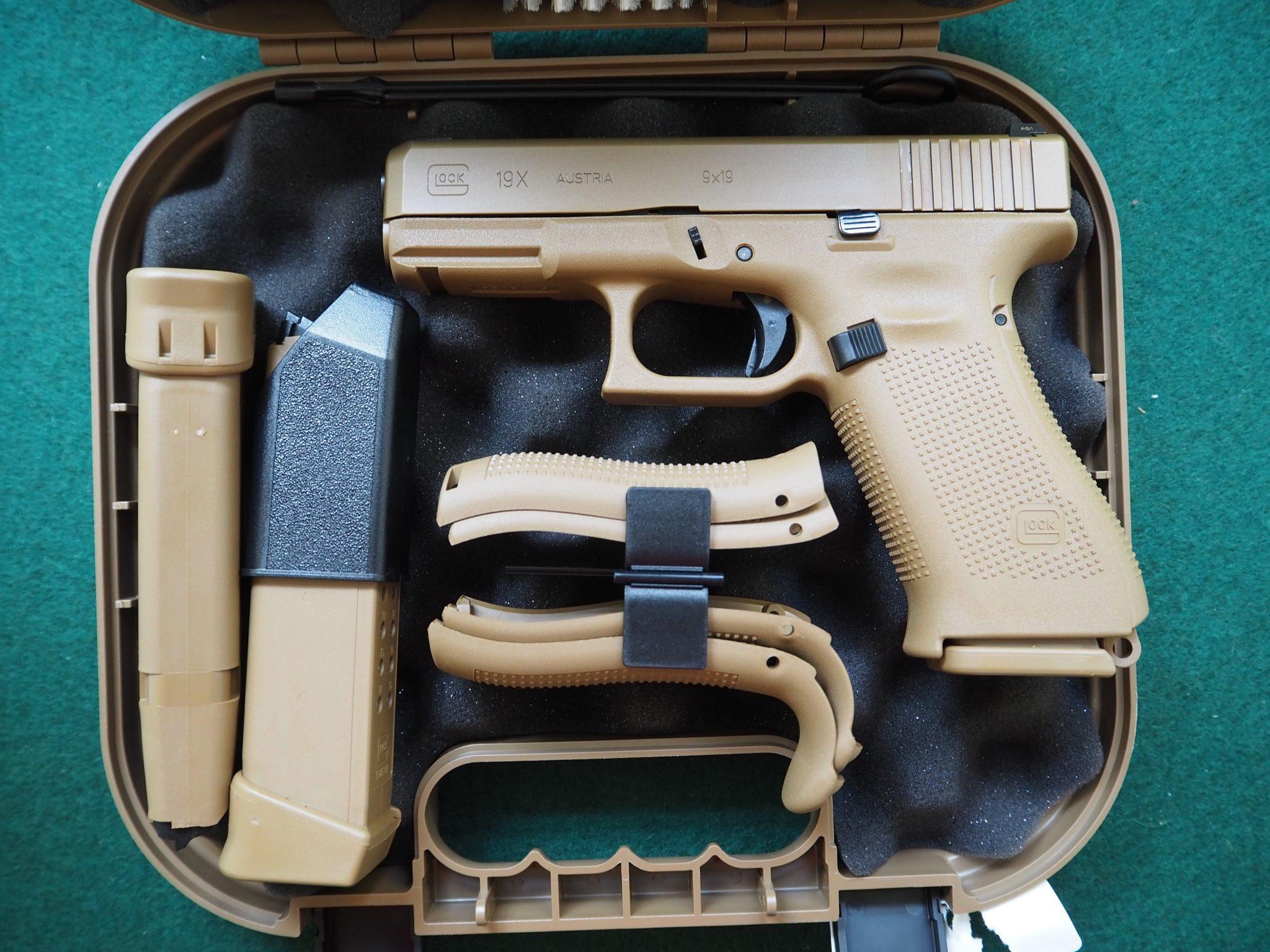 Glock 19x Gen 5